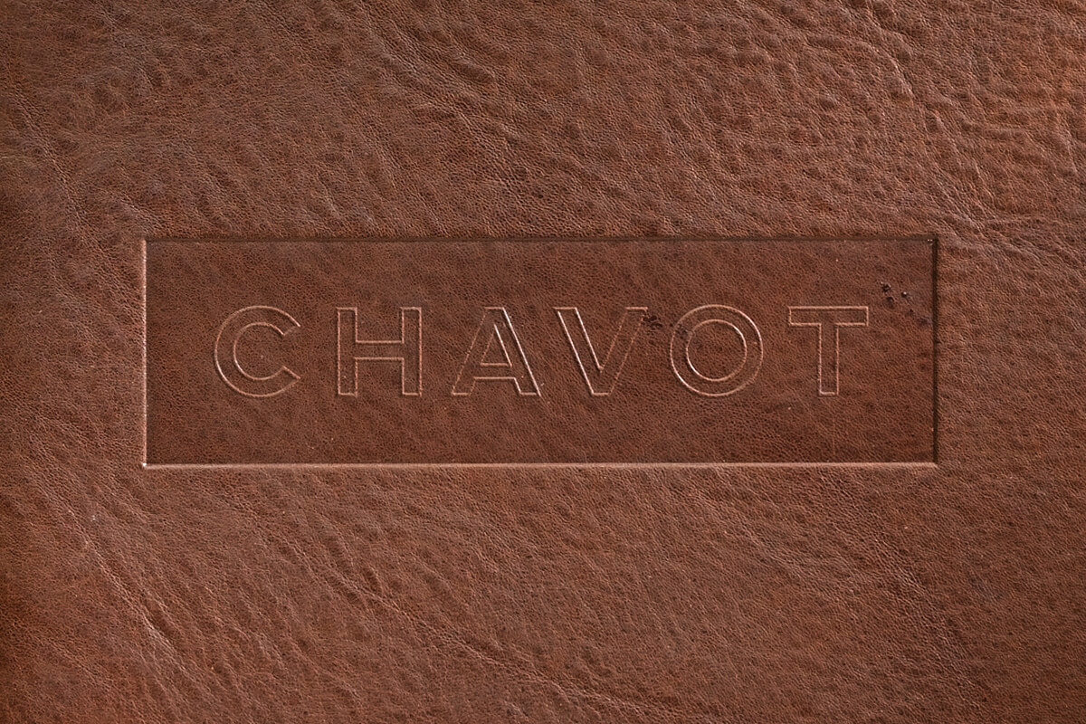 Chavot restaurant branding by Broadbase