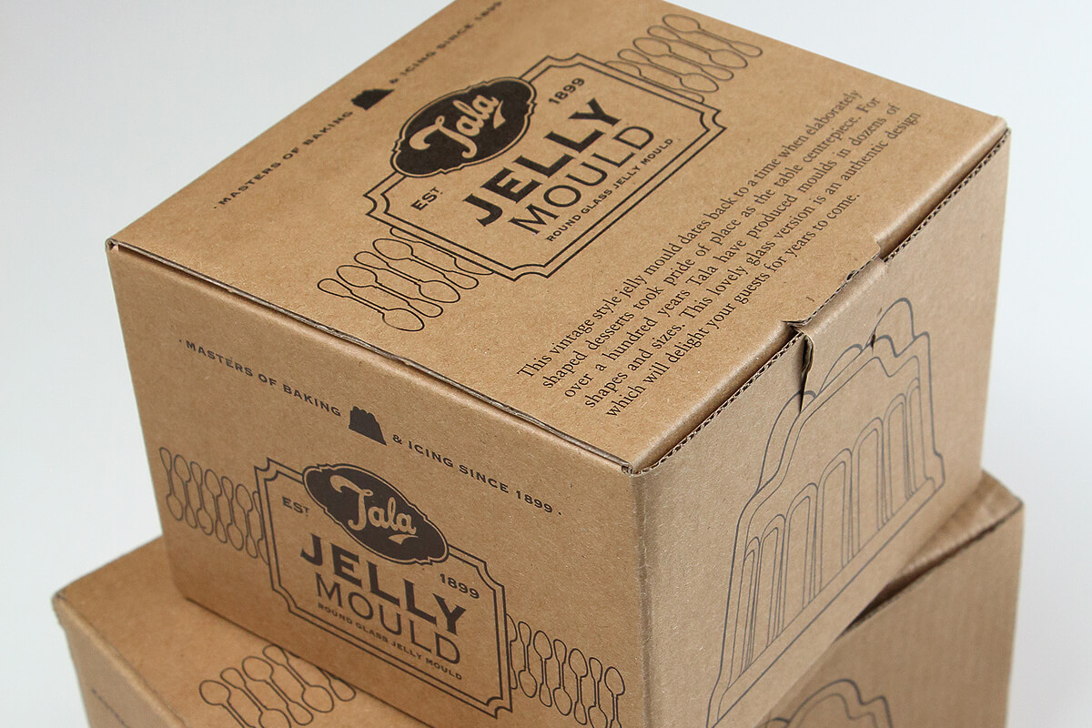 Jelly mould packaging design by Broadbase