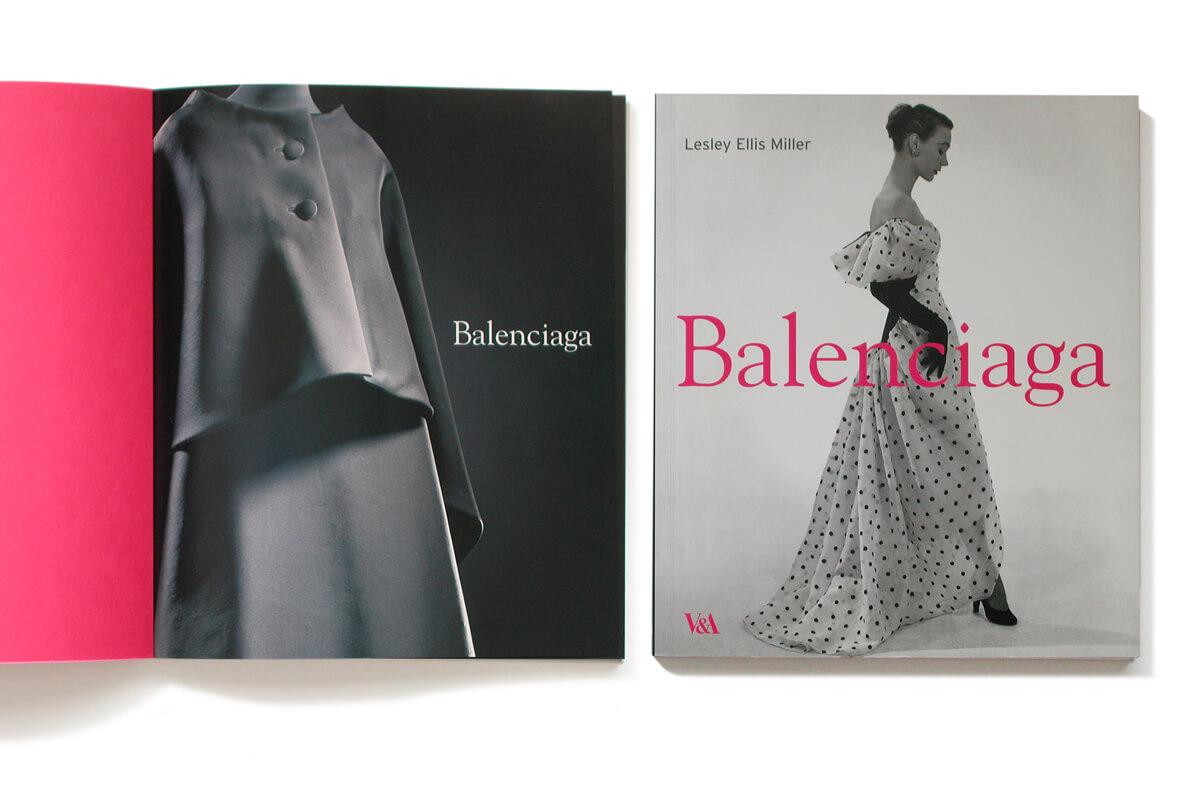 Book design by Broadbase: Balenciaga